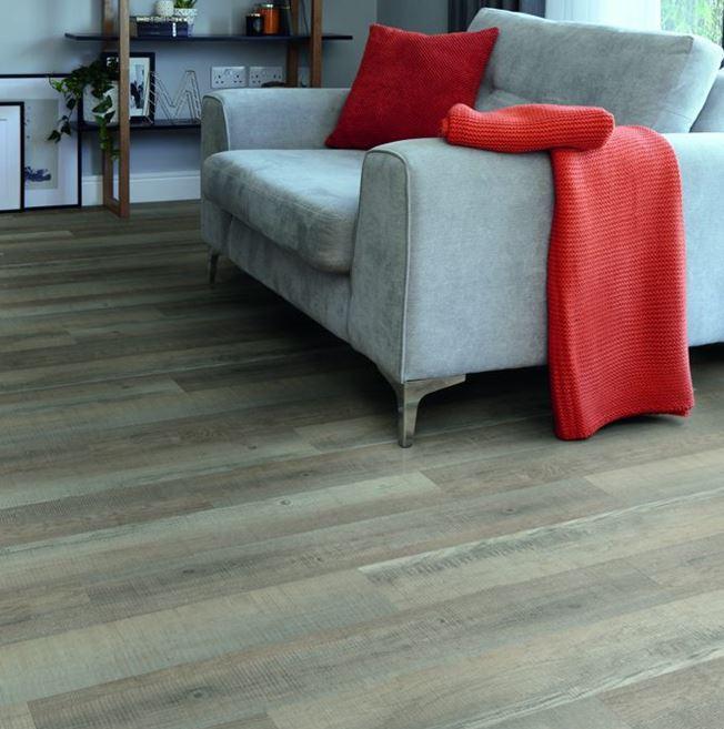 Polyflor Colonia Hampton Oak 4439 Vinyl Flooring