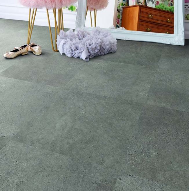 Polyflor Colonia Refined Concrete 4528 Vinyl Flooring