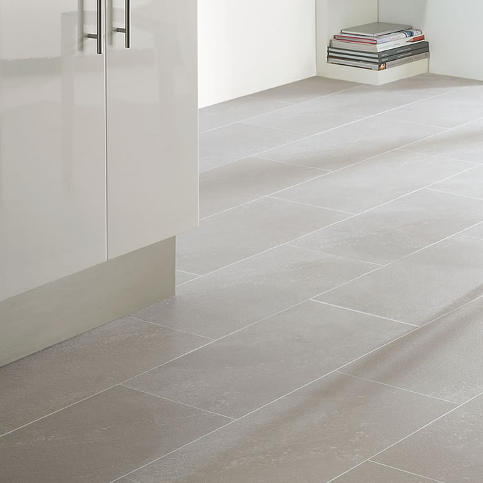 Polyflor colonia balmoral grey slate 4534 vinyl flooring for Linoleum flooring options