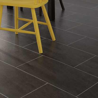Polyflor Colonia Welsh Raven Slate 4535 Vinyl Flooring
