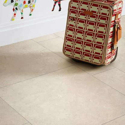 Polyflor Colonia Fossil Limestone 4537 Vinyl Flooring