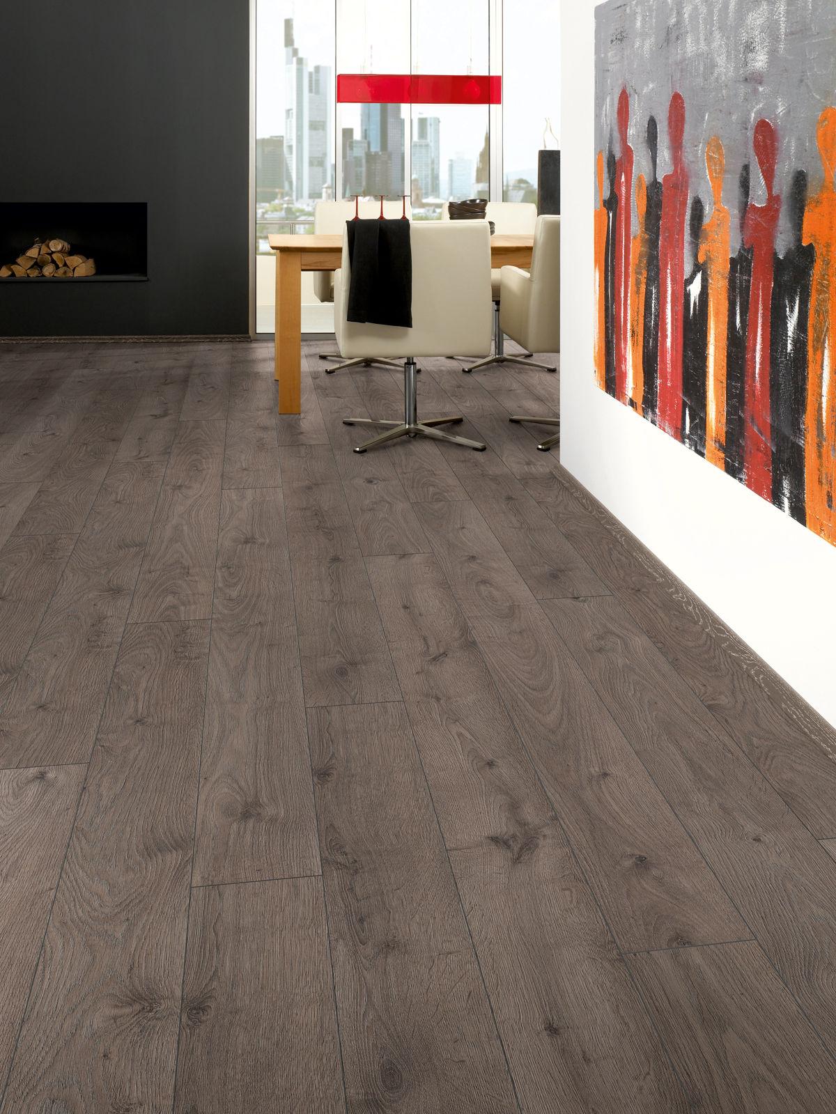 Kronospan vario san diego oak laminate flooring for Kronospan laminate flooring