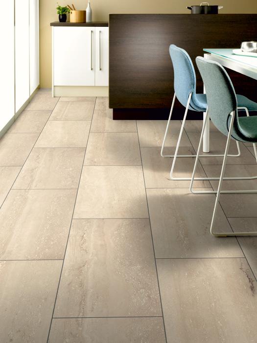 Kronospan stone impression palatino travertine laminate for Kronospan laminate flooring