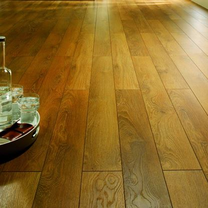 Kronospan Vario Plus Harlech Oak Laminate Flooring