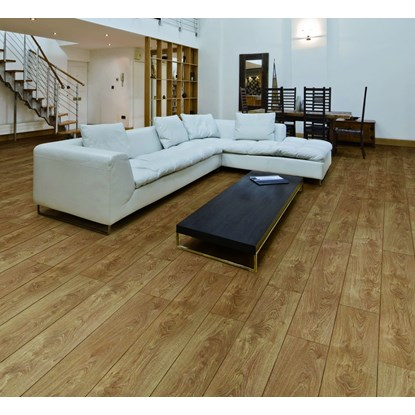 Kronospan Kronofix 7mm Albany Oak Laminate Flooring