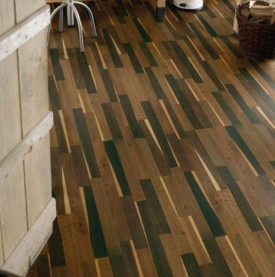 Kronospan kronofix 7mm mocca oak laminate flooring for Kronospan laminate flooring