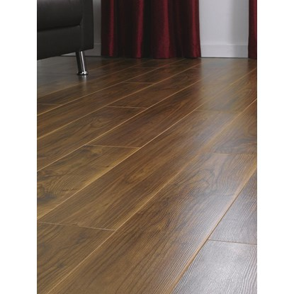 Kronospan Vario 8mm Virginia Walnut Laminate Flooring