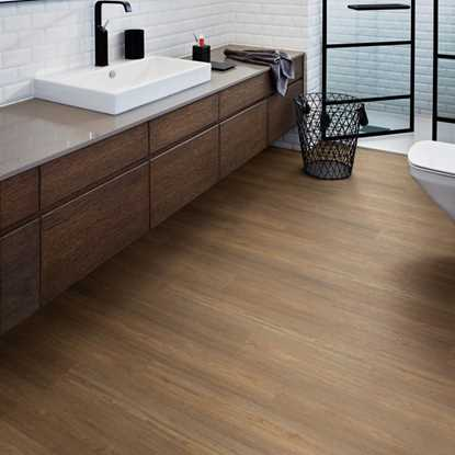 Polyflor EnCore Rigid Loc Shingle Oak 9037 Vinyl Flooring