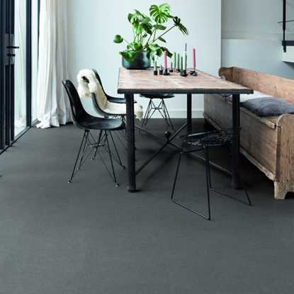 Quickstep Livyn Ambient Vibrant Medium Grey Vinyl Flooring