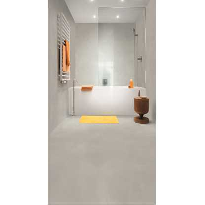 Quickstep Livyn Ambient Minimal Light Grey Vinyl Flooring