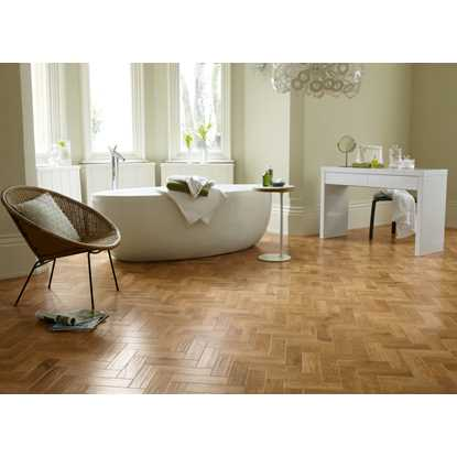 Karndean Art Select Blond Oak Parquet