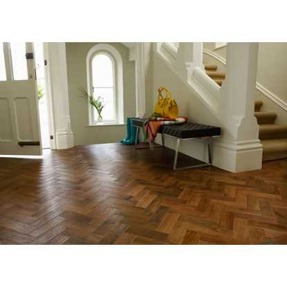 Karndean Art Select Auburn Oak Parquet
