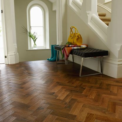 Karndean Art Select Herringbone Vinyl Floor Collection
