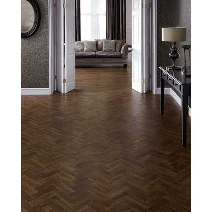 Karndean Art Select Sundown Oak Parquet