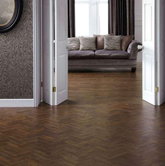 Karndean art select sundown oak parquet ap04 vinyl flooring for Art select parquet
