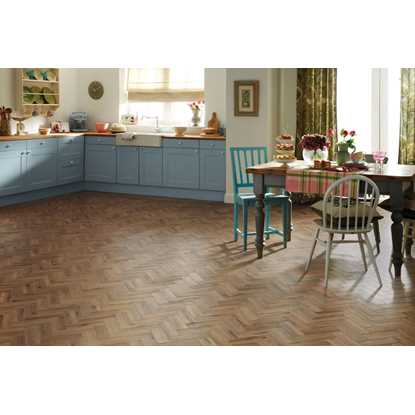 Karndean Art Select Morning Oak Parquet