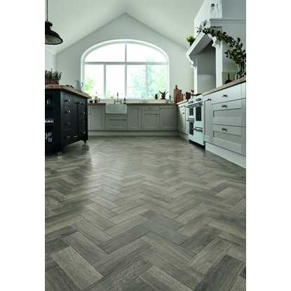 Karndean Art Select Storm Oak Parquet