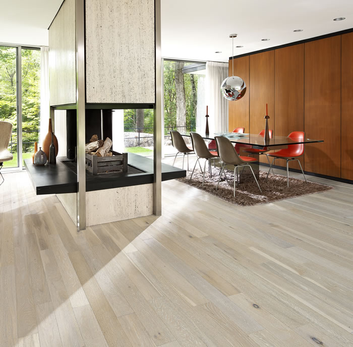 Kahrs Oak Arctic Engineered Wood Flooring