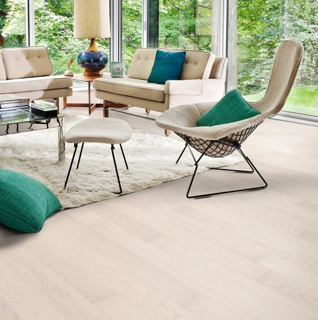 Kahrs Lux Ash Air Engineered Wood Flooring