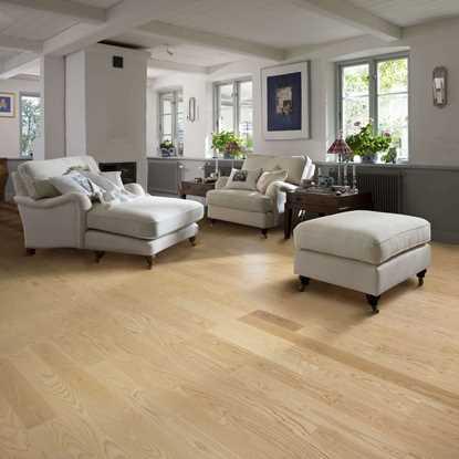 Kahrs Nordic Ash Gothenburg Engineered Wood Flooring