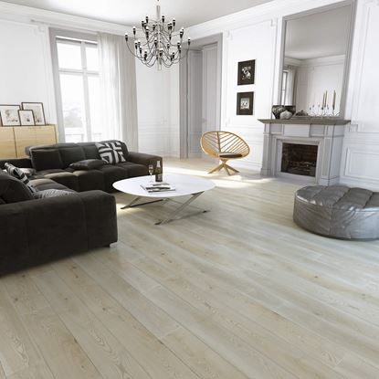 Barlinek Ash Puerto Rico Engineered Wood Flooring