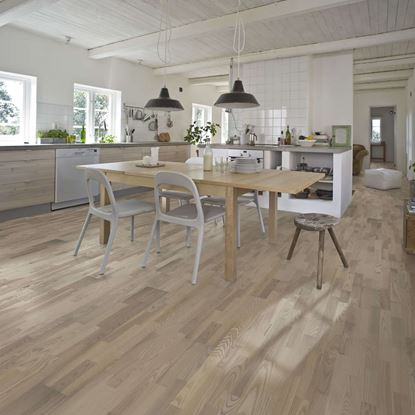 Kahrs Sand Ash Skagen Engineered Wood Flooring