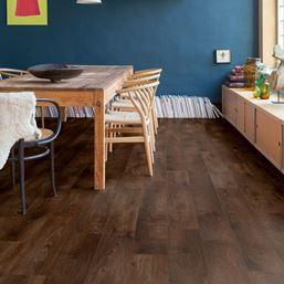 Quickstep Livyn Balance Pearl Oak Brown Vinyl Flooring