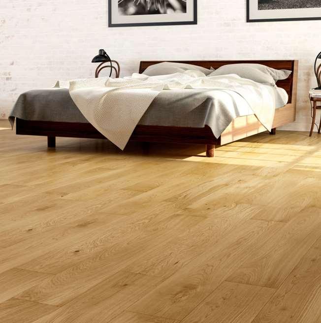 Natura Oak Ballymore Engineered Wood Flooring