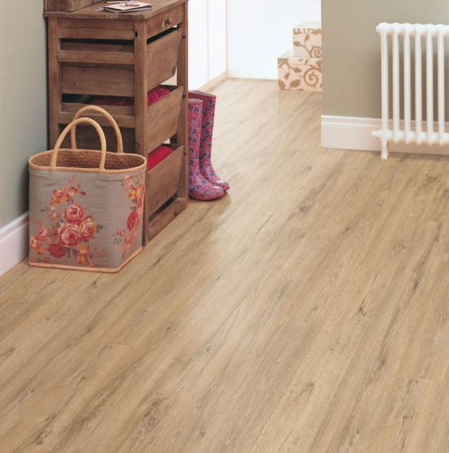 Balterio Traditions Industrial Brown Oak TRD61008 Laminate Flooring