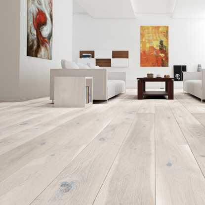 Barlinek Sense Oak Gentle Engineered Wood Flooring