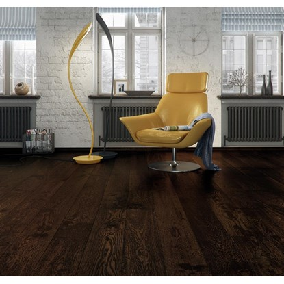 Barlinek Oak Affogato Grande Engineered Wood Flooring