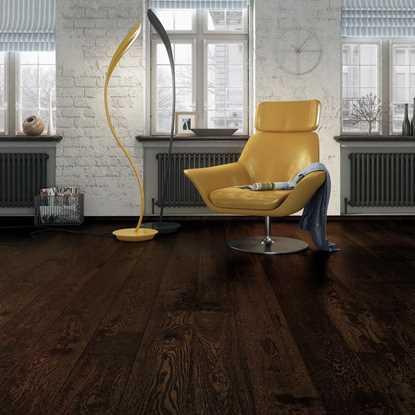 Barlinek Oak Affogato Grande Engineered Wood Flooring