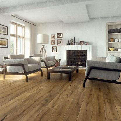 Barlinek Oak St Vincent Engineered Wood Flooring