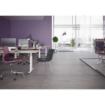 Junckers 14mm Beech Twilight Grey Harmony Solid Wood Flooring