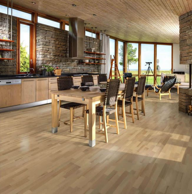 Kahrs Nordic Beech Viborg Engineered Wood Flooring