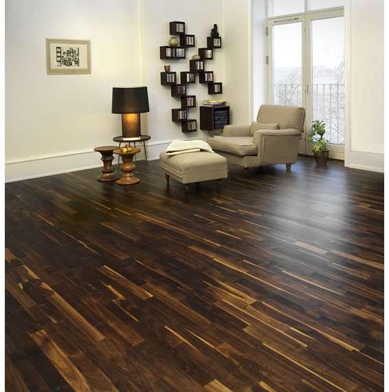 Junckers 14mm Black Oak Variation Solid Wood Flooring