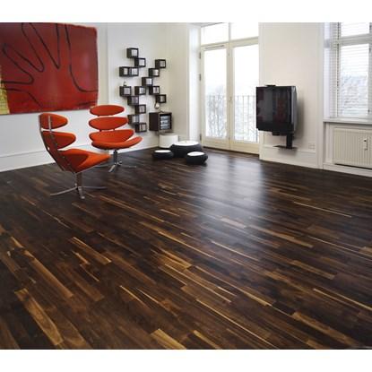 Junckers 15mm Black Oak Variation Solid Wood Flooring