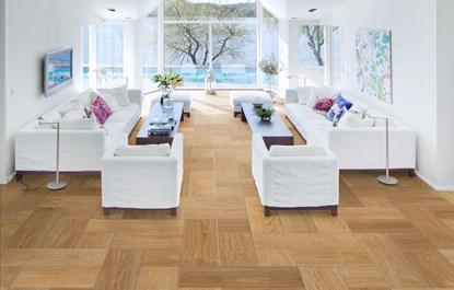 Kahrs Oak Bloc Nature Engineered Wood Flooring