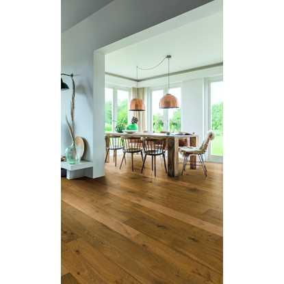 Quickstep Castello Barrel Brown Oak
