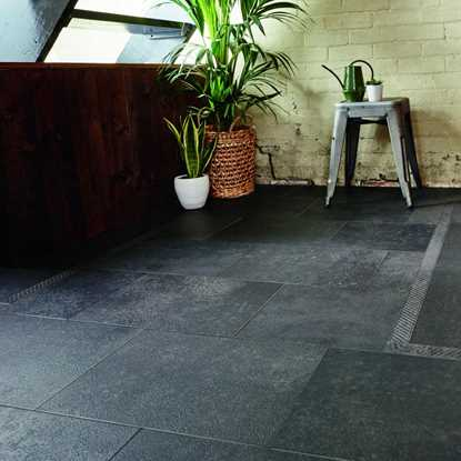 Karndean Da Vinci Carbon CER14 Vinyl Flooring