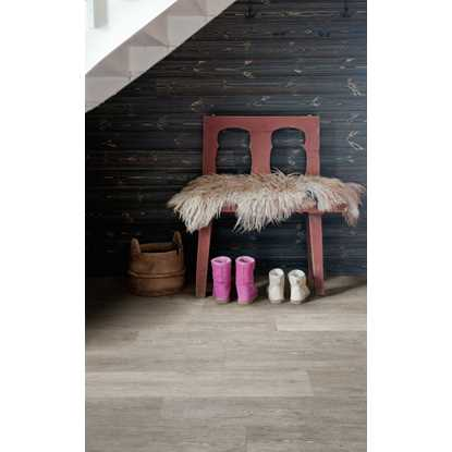 Polyflor Camaro Loc Smoke Limed Oak