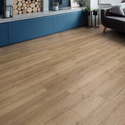 Polyflor Camaro Loc Manor Oak Vinyl Flooring