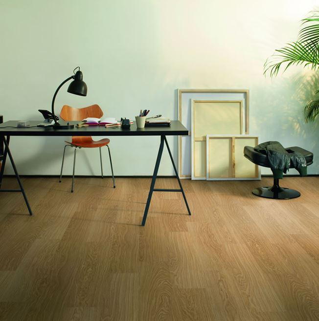 Quickstep Classic Windsor Oak Natural CLM3184 Laminate Flooring