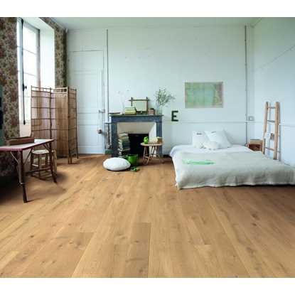 Quickstep Compact Country Raw Oak