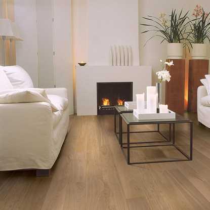 Quickstep Compact Oak Pure Extra Matt COM3100 Engineered Wood Flooring