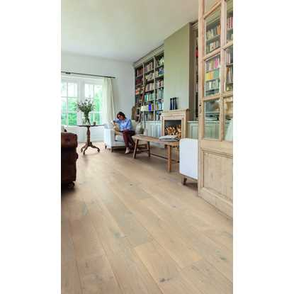Quickstep Compact Zaphyr Oak Extra Matt COM3895 Engineered Wood Flooring