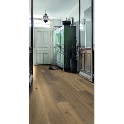 Quickstep Compact Nutmeg Oak Oiled COM3898 Engineered Wood Flooring