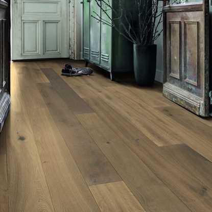 Quickstep Compact Nutmeg Oak Oiled COM3898 Engineered Wood Flooring