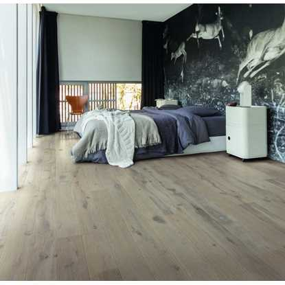Quickstep Compact Dusk Oak Oiled COM3899 Engineered Wood Flooring