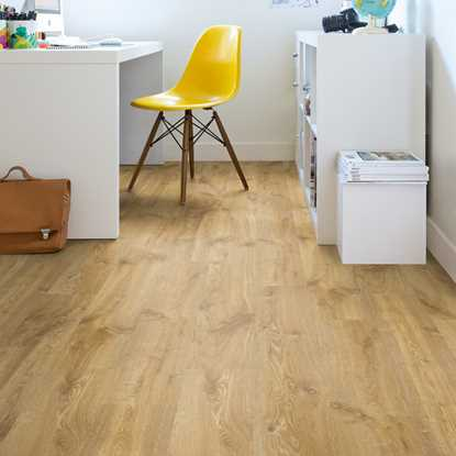 Quickstep Creo Louisiana Oak Natural CR3176 Laminate Flooring